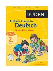 Duden Einfach klasse in Deutsch 2. Klasse: Wissen - Üben - Können. Grundschule
