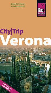 CityTrip Verona: Reiseführer mit Faltplan