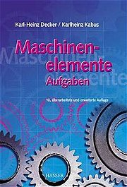 Maschinenelemente - Aufgaben