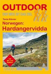 Norwegen: Hardangervidda: Der Weg ist das Ziel