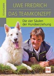 Das Teamkonzept: Die vier Säulen der Hundeerziehung